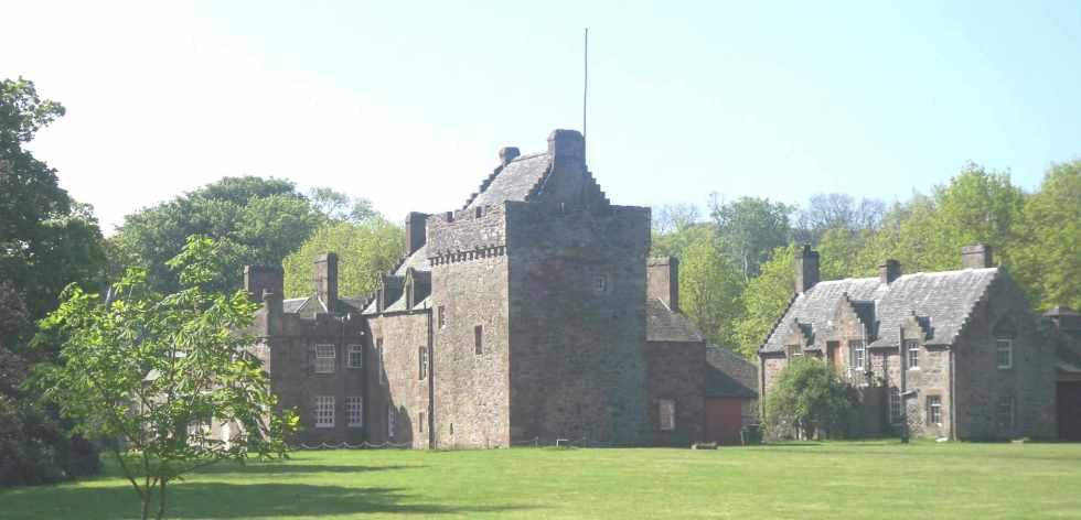 hunterson castle